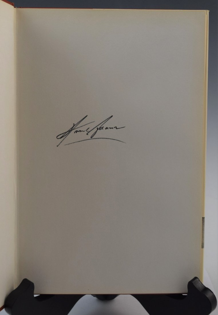 Ansel Adams - Natural Light Photography (Signed Book)