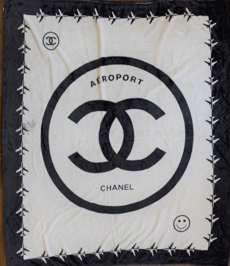 Chanel VIP Traveling Rug