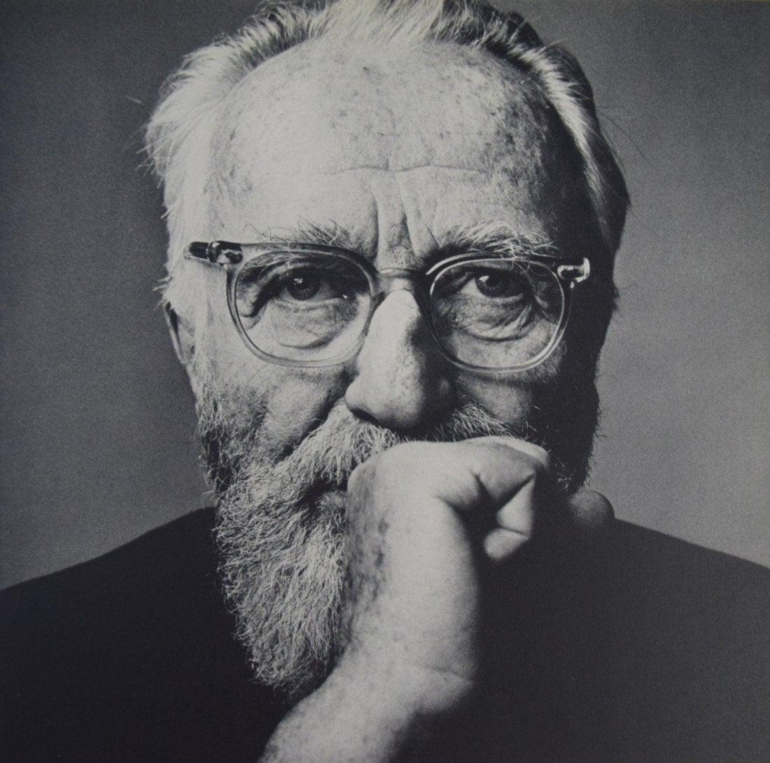 Irving Penn - Edward Steichen, New York