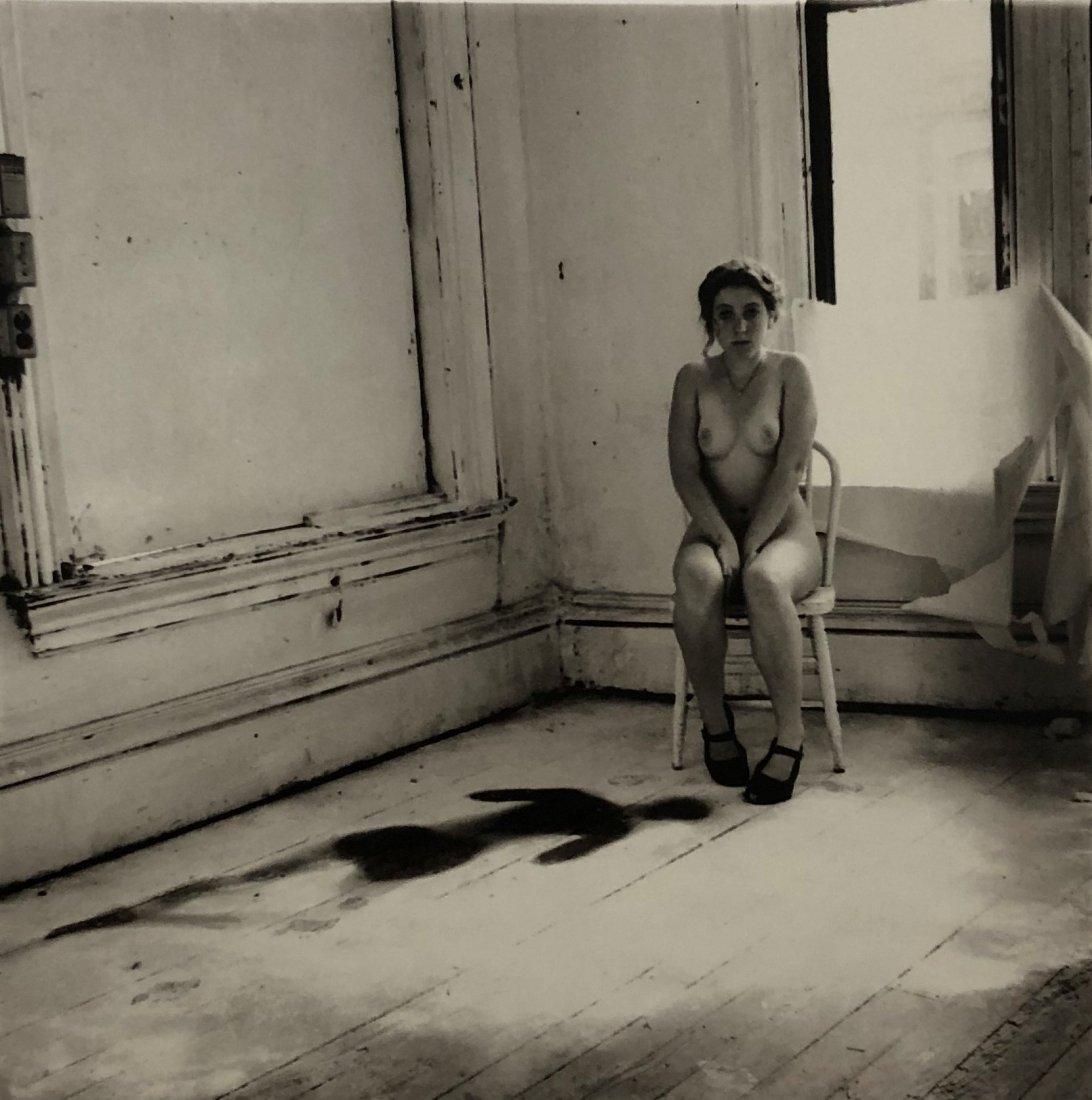 Francesca Woodman - Untitled, Providence, Rhode Island