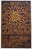 Keith Haring - Pop Shop