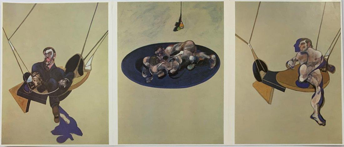 Francis Bacon - Triptych, 1970