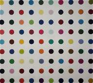 Damien Hirst - Untitled (Spots)
