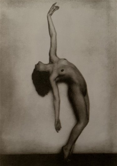 For Auction: Rudolf Koppitz - Dancer, 1925 (#0176A) on Jul 21 ...