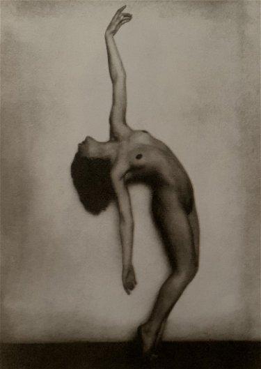 For Auction: Rudolf Koppitz - Dancer, 1925 (#0176A) on Jul 21 ...