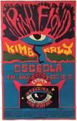 Pink Floyd Pepperland Concert Poster