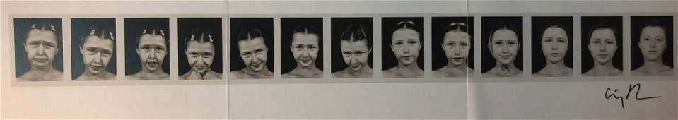 Cindy Sherman - Untitled Photo-Litho Hand Signed