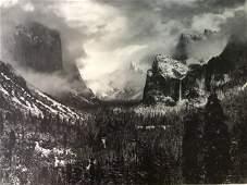 Ansel Adams - Yosemite National Park, California 1944