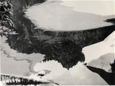 Ansel Adams - Reflections, California 1960
