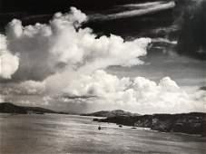 Ansel Adams - The Golden Gate, California c.1932