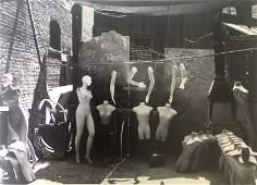 Ansel Adams - Mannequins, California c.1940