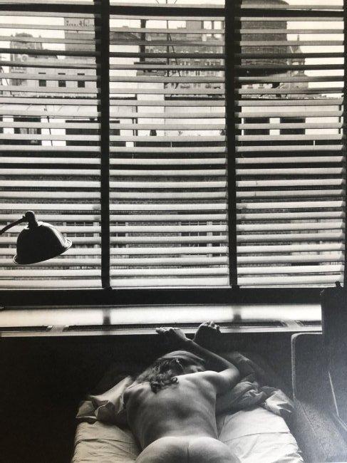 Edward Weston - Nude, New York City, 1941