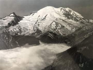 Ansel Adams - Mount Rainier National Park, Washington