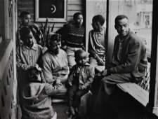 Gordon Parks - Black Muslims U.S., Photo-Litho