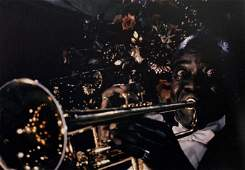 Gordon Parks - Louis Armstrong, Photo-Litho