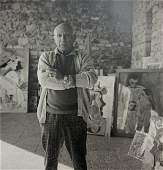Cecil Beaton Pablo Picasso  PhotoLitho