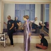 Cecil Beaton - David Hockney, Photo-Litho