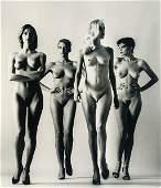 Helmut Newton Sie kommen naked Vogue PhotoLitho