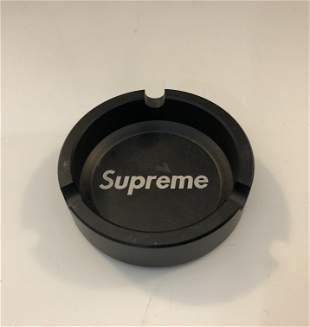 Supreme Ashtray Black