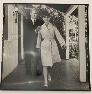 Audrey Hepburn Glossy Photograph
