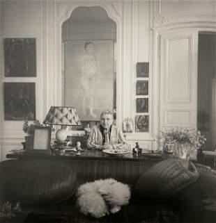 Cecil Beaton- Gertrude Stein Print