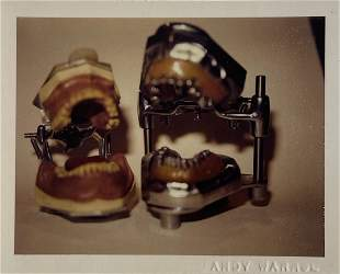 Andy Warhol, Machinery Photographic Print