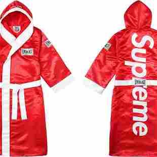 Authentic Supreme X Everlast Boxing Robe