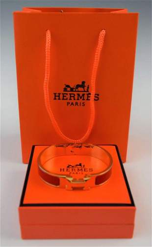 Authentic Hermes Bracelet (w/box)