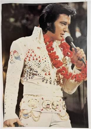 Elvis Presley Photographic Print on Paper