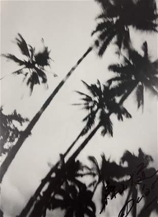 Daido Moriyama (Hawaii) Photo-Litho Hand Signed