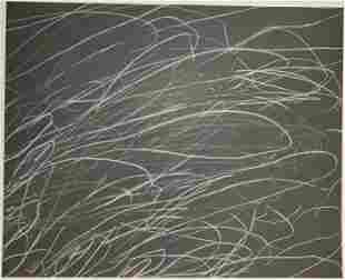 Cy Twombly (Untitled) Print