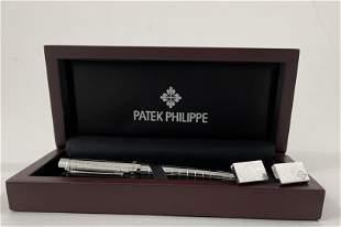 Patek Philippe Pen and Cufflinks (w/box)
