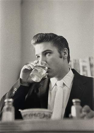 Unknown Photographer - Elvis Presley, Photo-Litho
