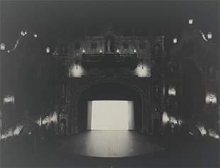 Hiroshi Sugimoto - Tampa Theater, FL 1979