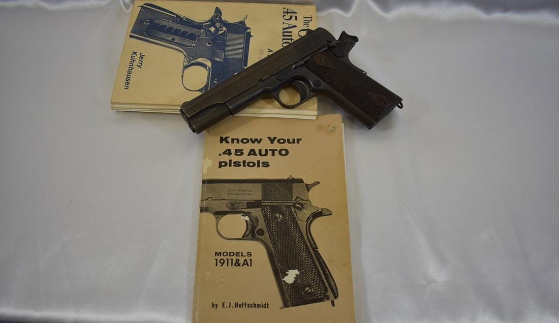 Colt .45 Auto 1911