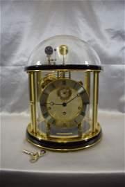 Complicated Franz Hermle Tellerium II Clock