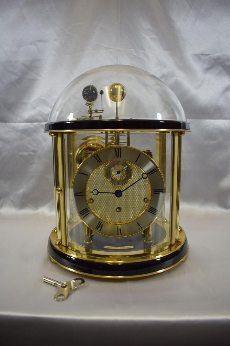 Complicated Franz Hermle Clock