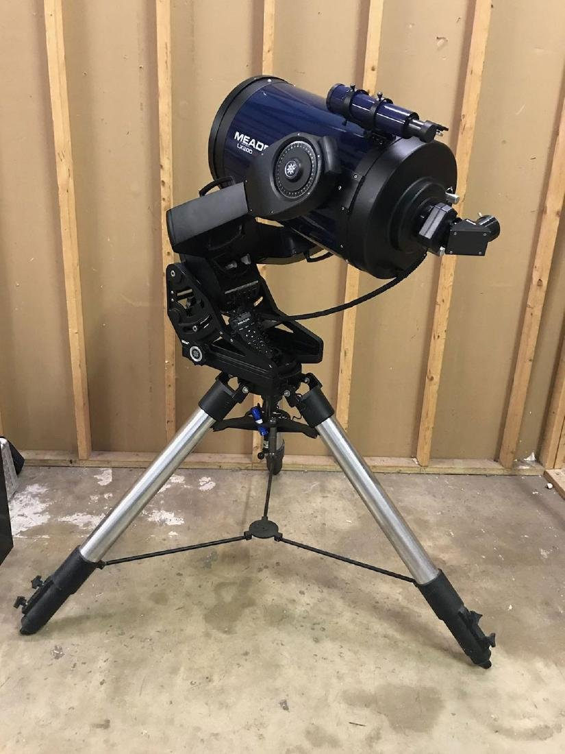 Meade Telescope LX200 GPS w/ access./Lenses/software
