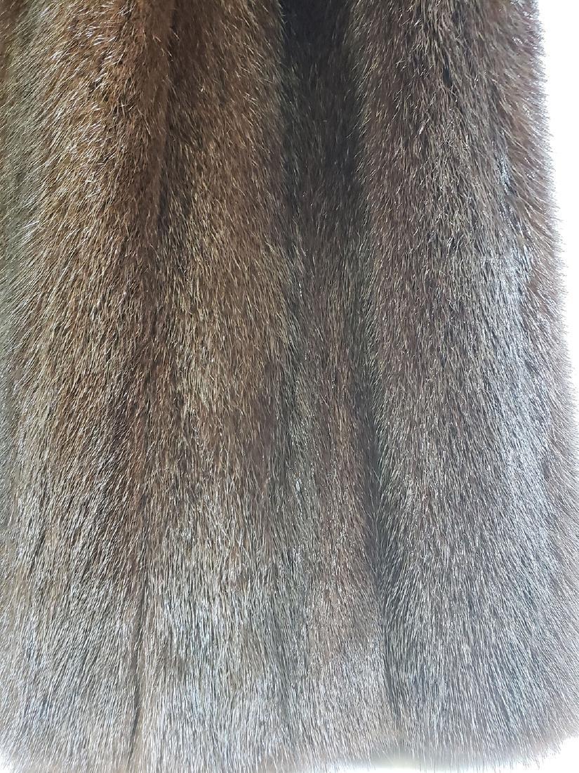 Ladies Mink Coat - 2