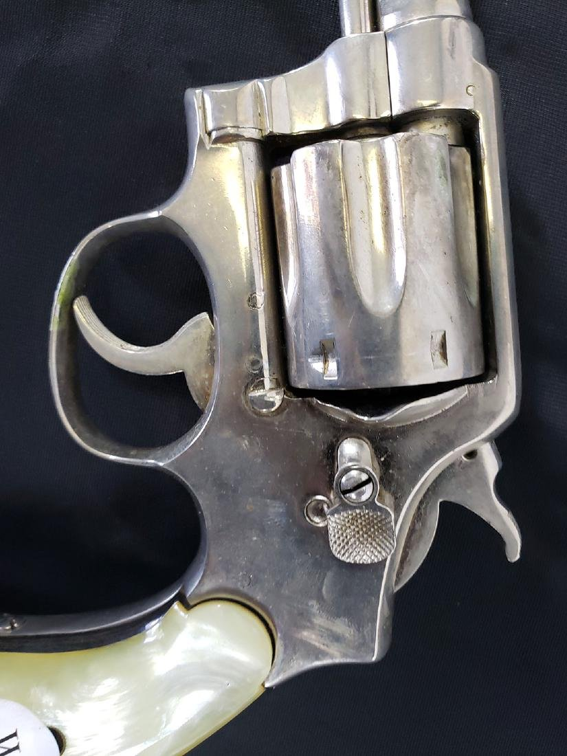 Smith & Wesson .38 w/Holster 1914 Patent date. - 9