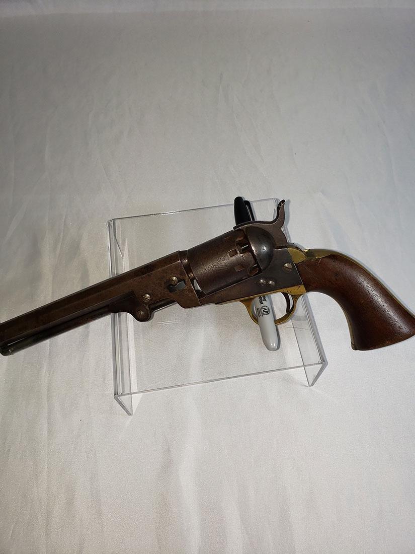 Manhattan Fire Arms Co. Single Action Revolver .38 Cal