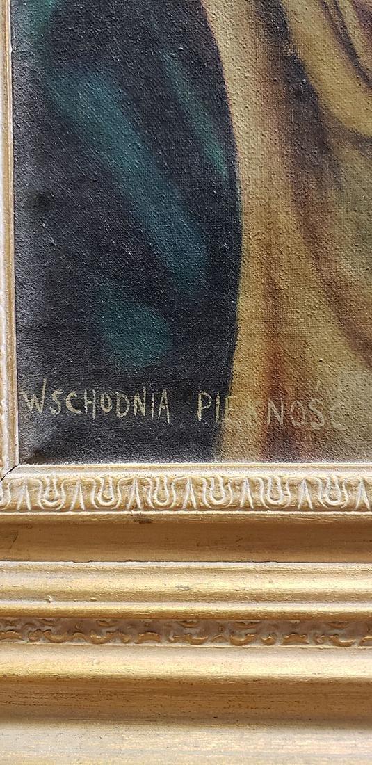 "Wschodnia Piekno`s`c Oil Painting ""CH. Latucha"" - 3"