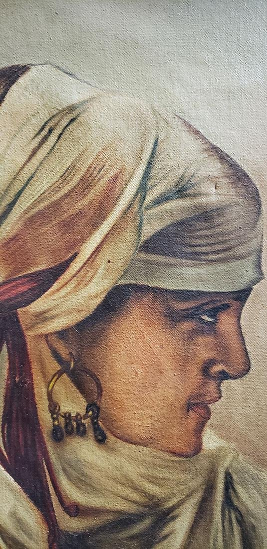 "Wschodnia Piekno`s`c Oil Painting ""CH. Latucha"" - 4"