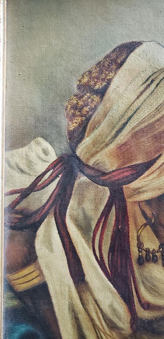 "Wschodnia Piekno`s`c Oil Painting ""CH. Latucha"" - 5"