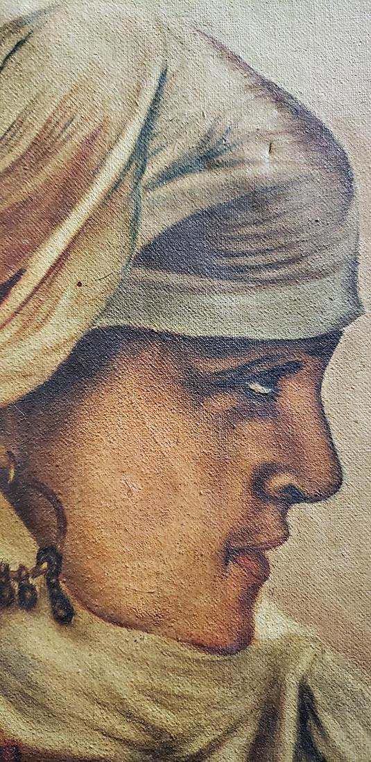 "Wschodnia Piekno`s`c Oil Painting ""CH. Latucha"" - 8"