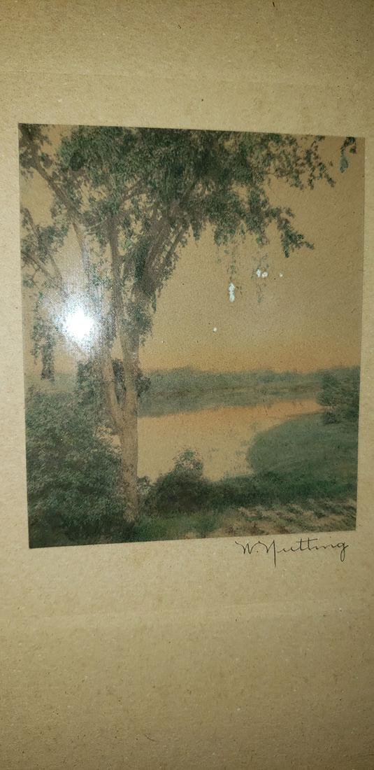 Three Wallace Nutting signed Prints - 2