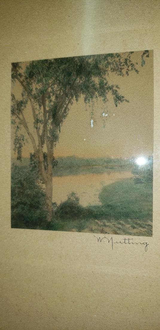 Three Wallace Nutting signed Prints - 3