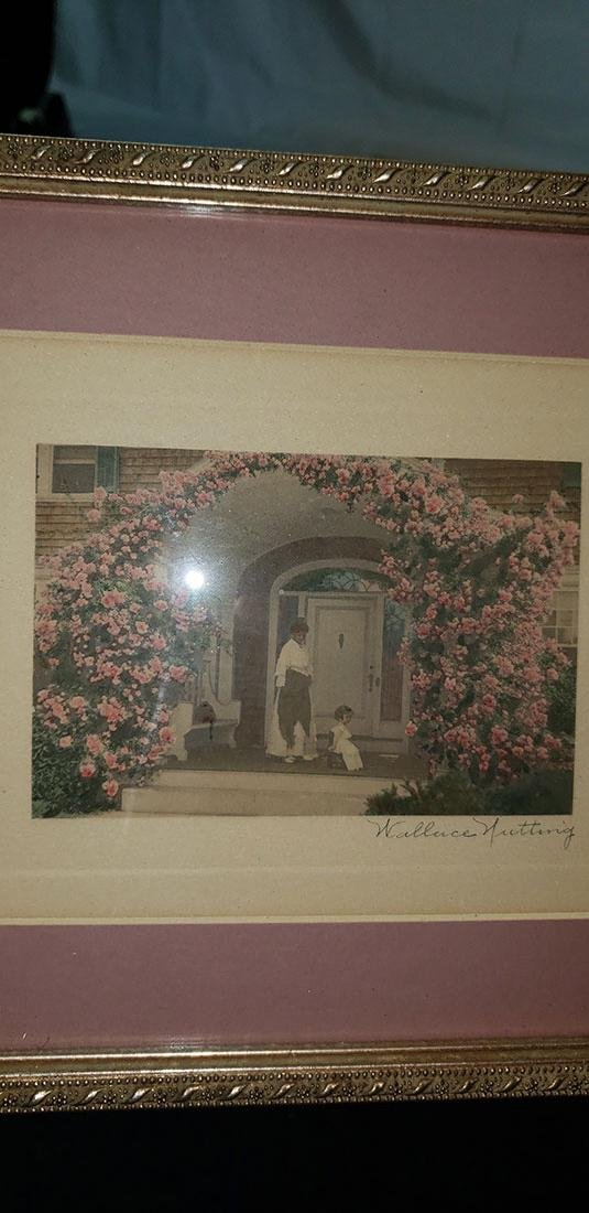 Three Wallace Nutting signed Prints - 5
