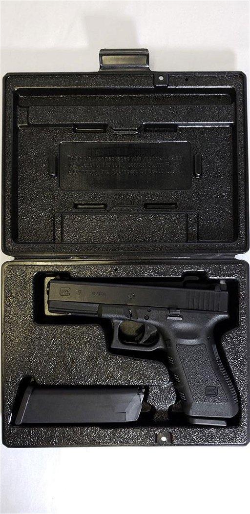 Glock 17 9mm Pistol Mrl085