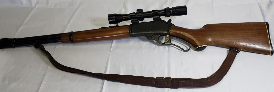 Marlin .30-.30 Lever Action Rifle w/Scope 72093957